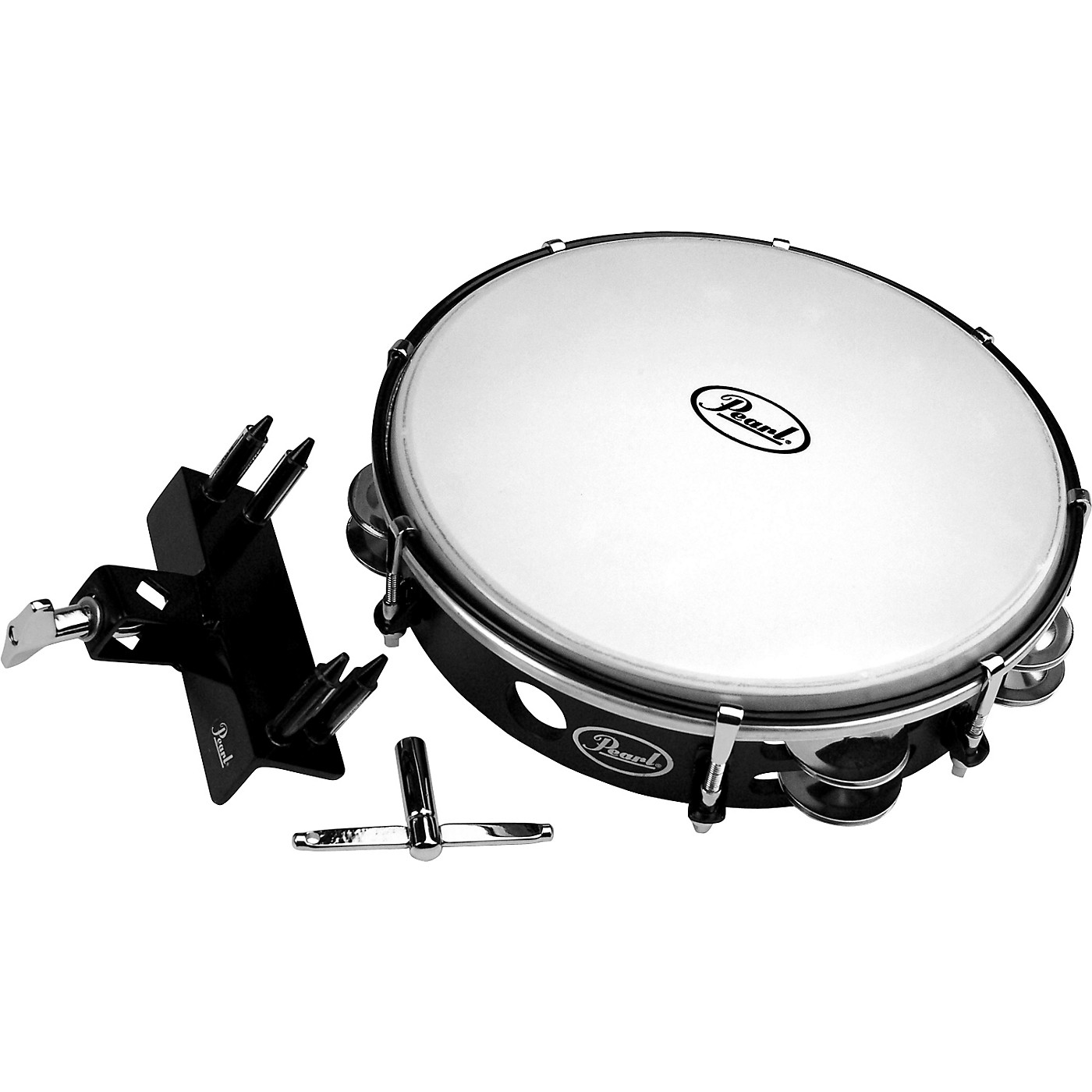 Pearl Mounted TomBourine Effect Drum thumbnail