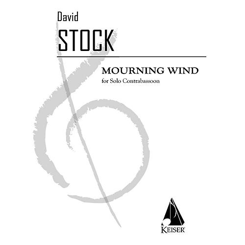 Lauren Keiser Music Publishing Mourning Wind (Double Bassoon) LKM Music Series thumbnail