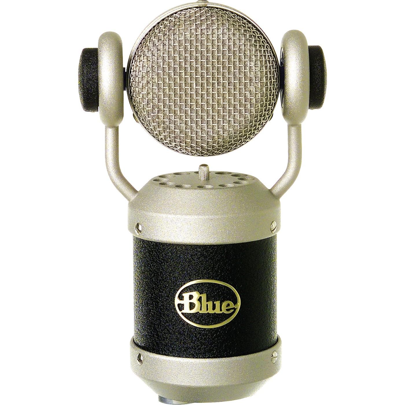 Blue Mouse Microphone thumbnail
