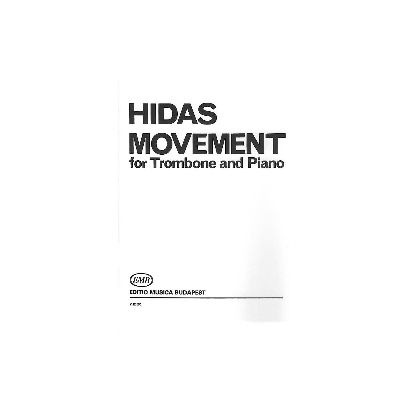 Editio Musica Budapest Movement EMB Series by Frigyes Hidas thumbnail