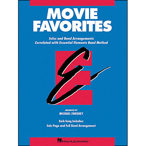 Hal Leonard Movie Favorites Baritone B.C. thumbnail