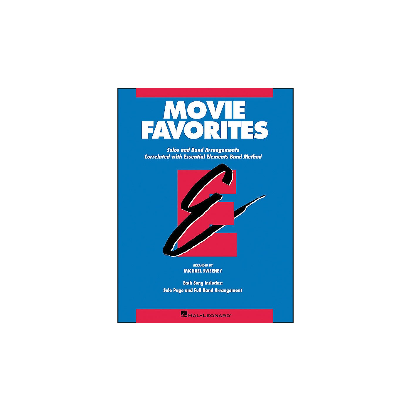 Hal Leonard Movie Favorites Baritone T.C. thumbnail