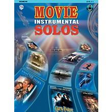 Alfred Movie Instrumental Solos Trombone Book & CD