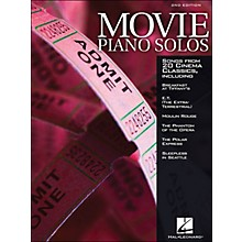 Hal Leonard Movie Piano Solos