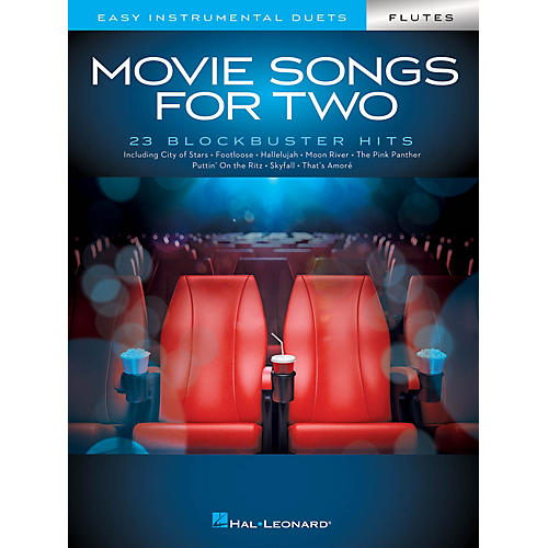 Hal Leonard Movie Songs for Two Flutes - Easy Instrumental Duets thumbnail