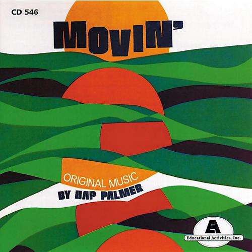 Educational Activities Movin' (CD) thumbnail