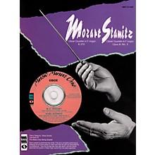 Music Minus One Mozart - Quartet in F Maj, KV370 & Stamitz - Quartet in F Maj, Op 8, No 3 Music Minus One BK/CD