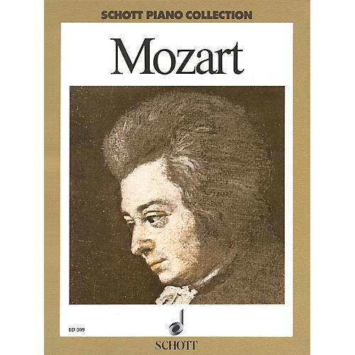 Hal Leonard Mozart - Selected Piano Works thumbnail
