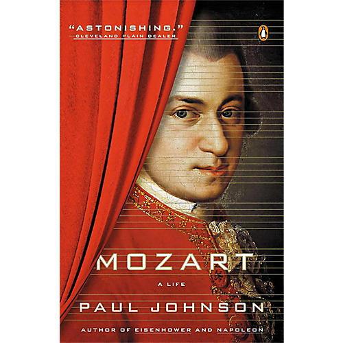 Penguin Books Mozart: A Life Paperback Book thumbnail