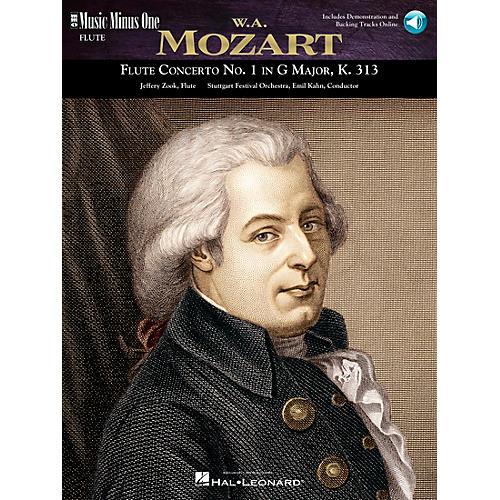 Hal Leonard Mozart Flute Concerto in G Major thumbnail