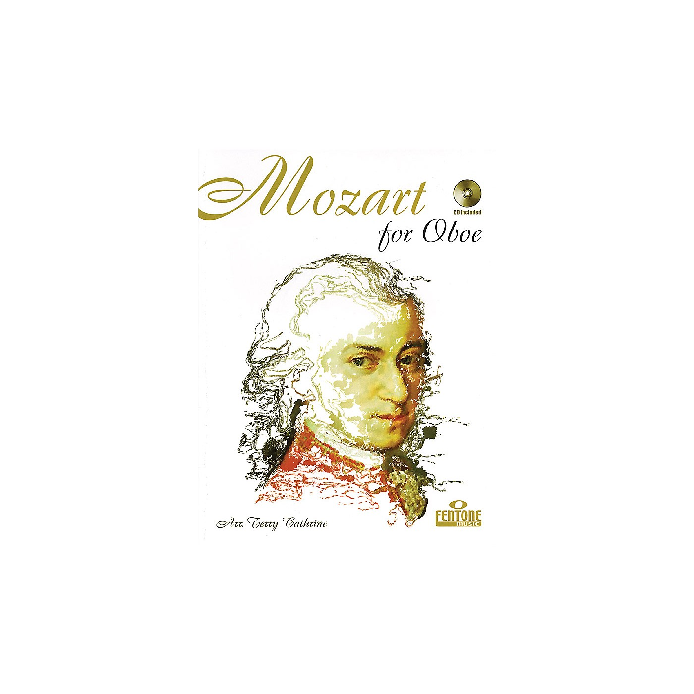 Fentone Mozart for Oboe (Classical Instrumental Play-Along (Book/CD Pack)) Fentone Instrumental Books Series thumbnail