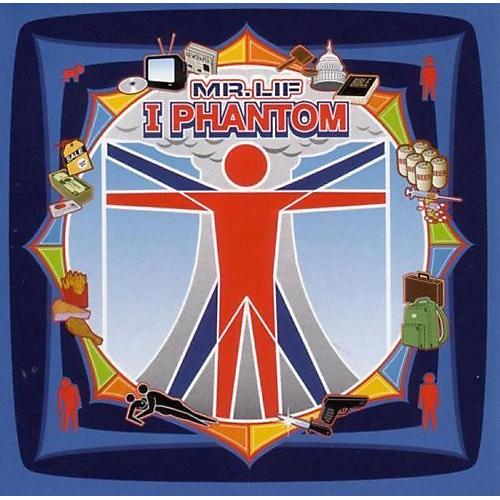 Alliance Mr. Lif - Phantom thumbnail