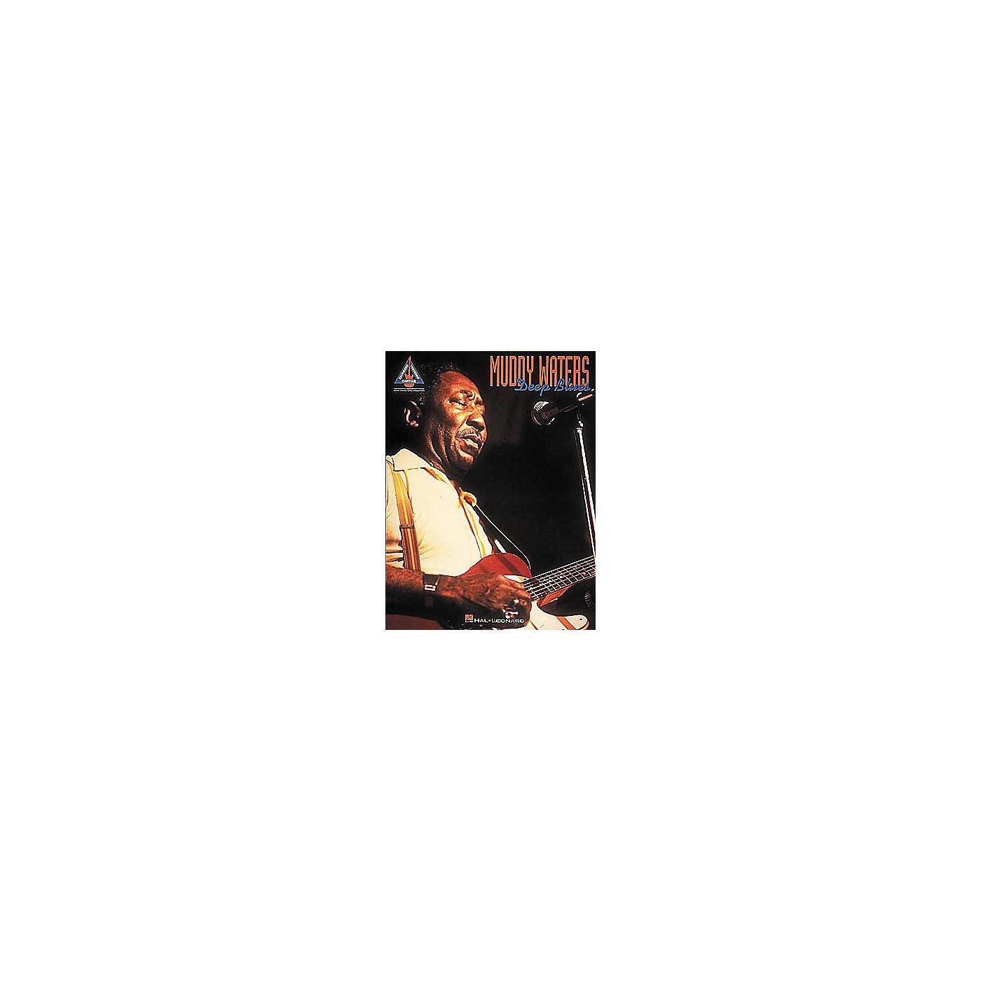 Hal Leonard Muddy Waters - Deep Blues thumbnail