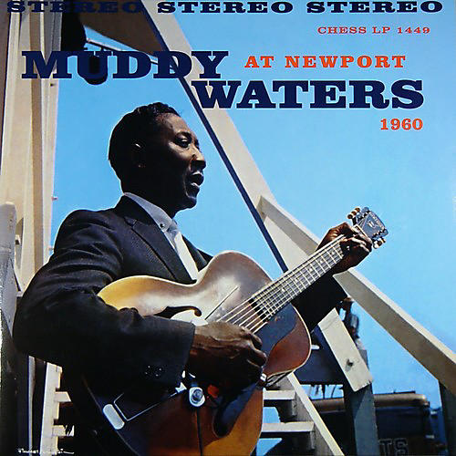Alliance Muddy Waters - Muddy Waters at Newport 1960 thumbnail