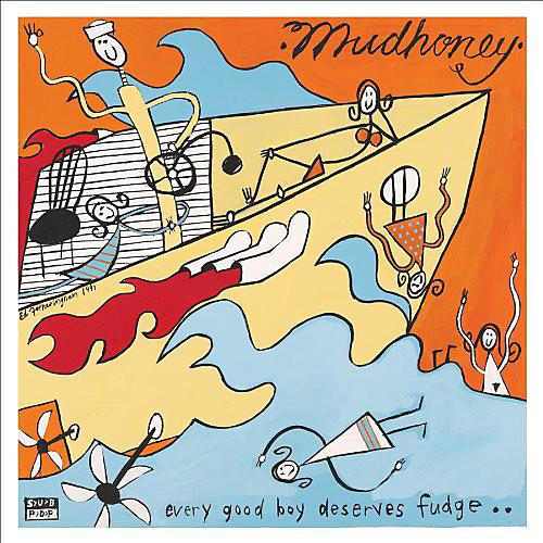 Alliance Mudhoney - Every Good Boy Deserves Fudge thumbnail