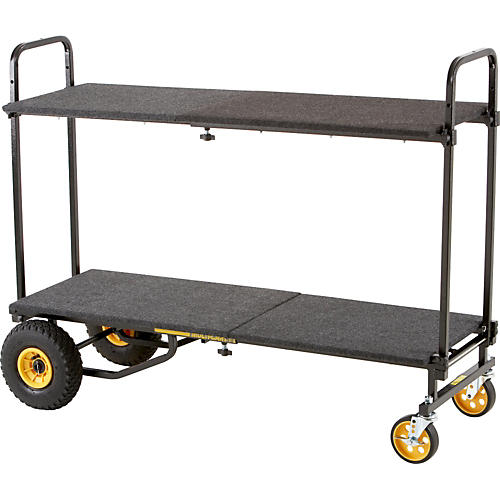 Rock N Roller Multi-Cart R10RT Max with Deck and Shelf thumbnail