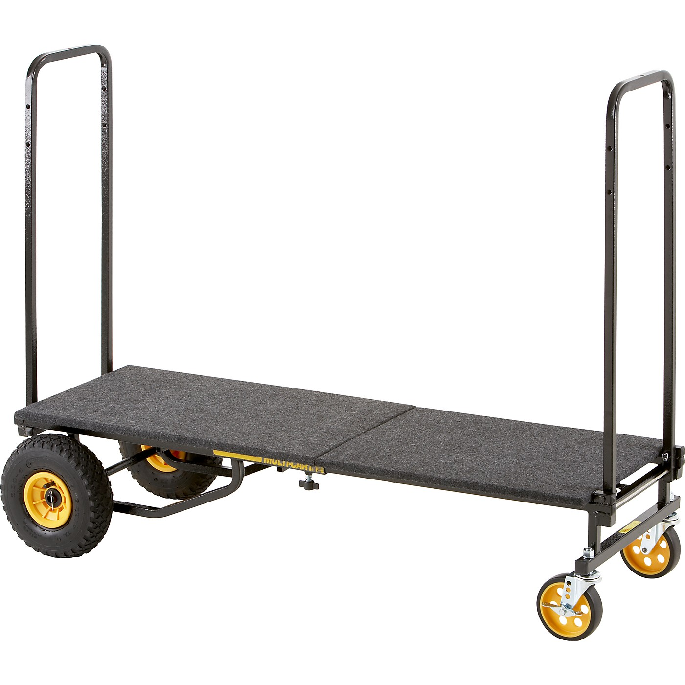 Rock N Roller Multi-Cart R10RT Max with Deck thumbnail