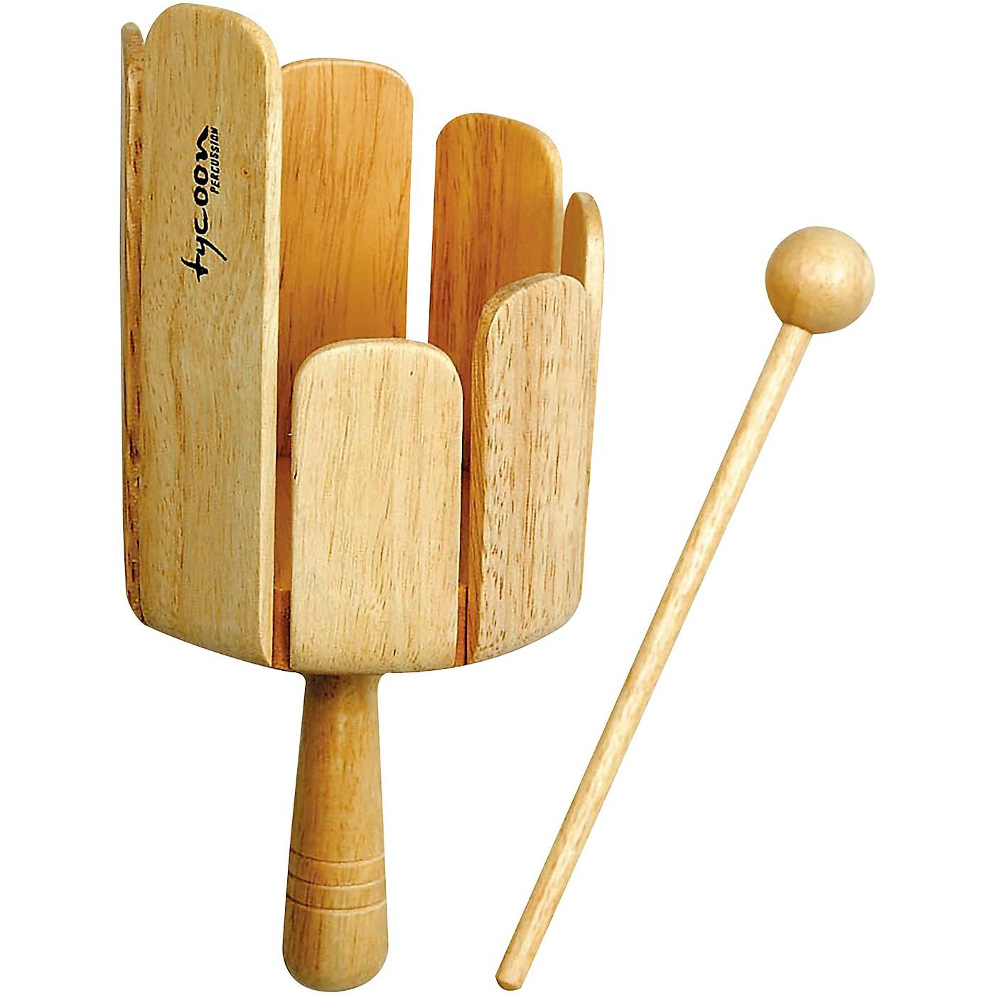 Tycoon Percussion Multi-Tone Wood Block thumbnail