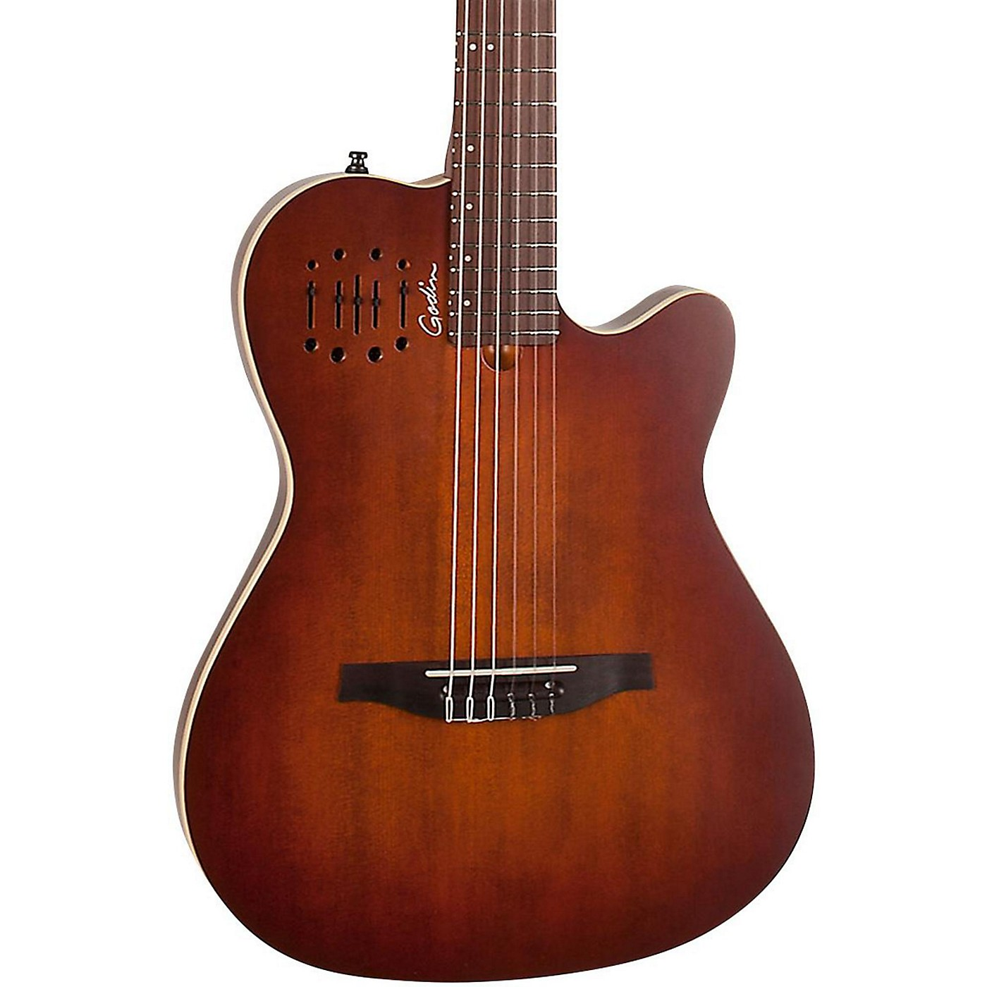 Godin Multiac Encore Nylon String Acoustic-Electric Guitar thumbnail