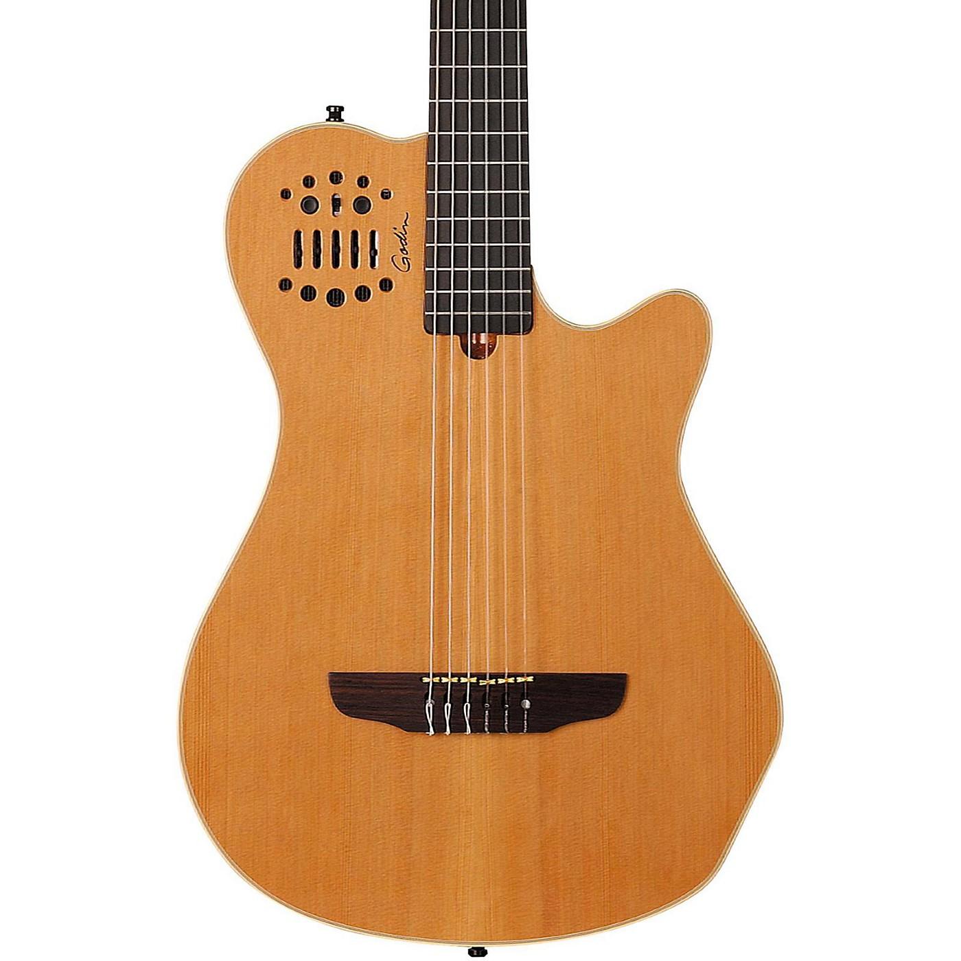 Godin Multiac Grand Concert SA Nylon String Electric Guitar thumbnail