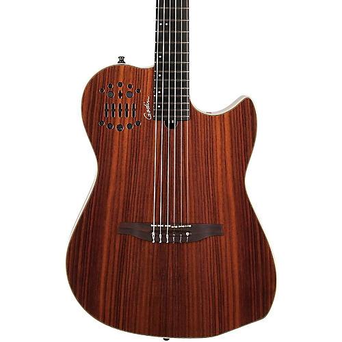 Godin Multiac HG SA Nylon-String Classical Acoustic Guitar thumbnail