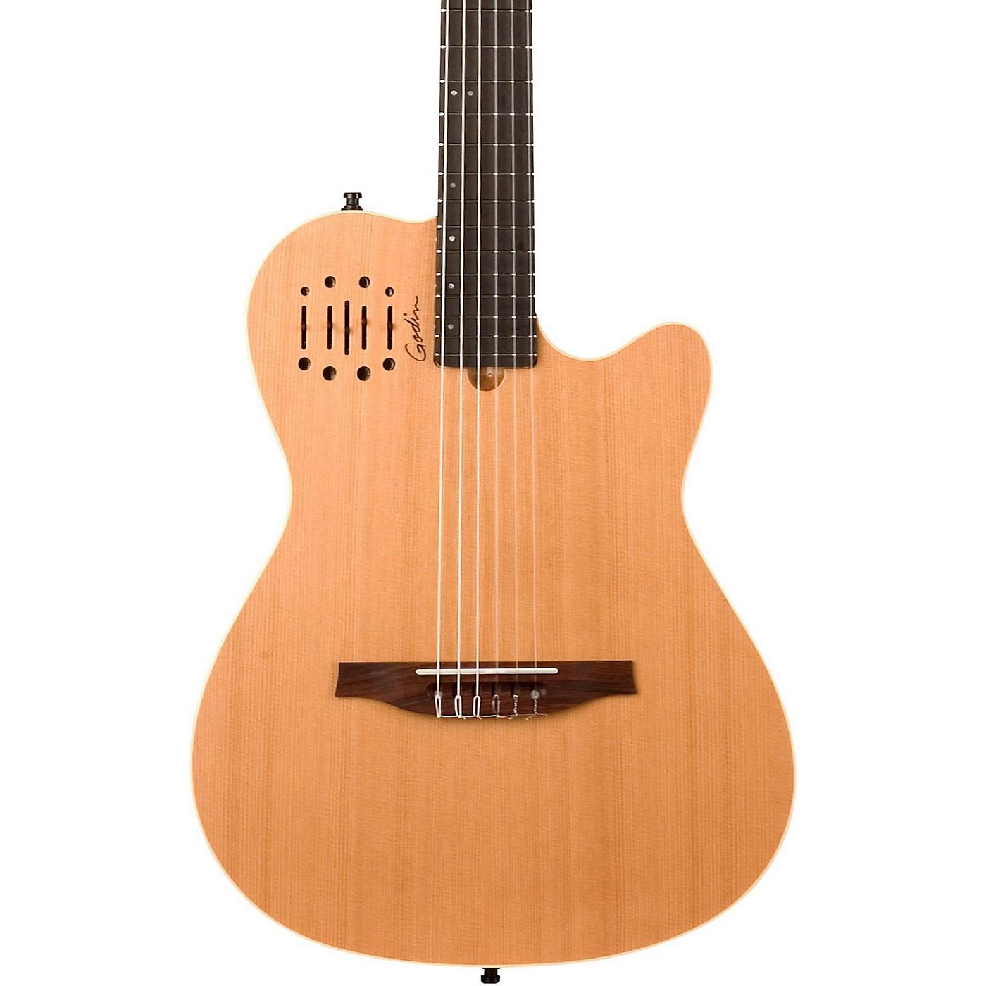 Godin Multiac Nylon Encore Acoustic-Electric Guitar thumbnail