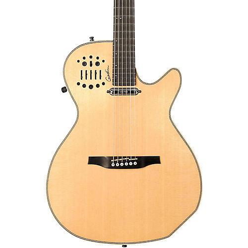 Godin Multiac Spectrum SA Cutaway Acoustic-Electric Guitar thumbnail