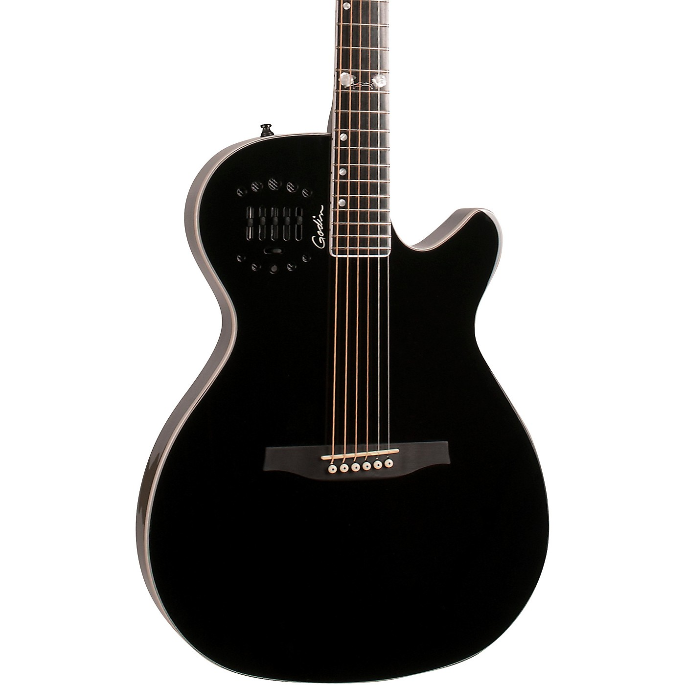 Godin Multiac Steel Doyle Dykes Signature Edition HG Acoustic-Electric Guitar thumbnail