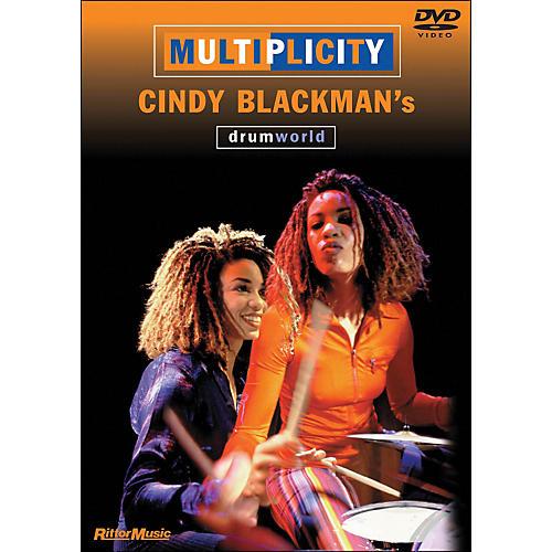 Hal Leonard Multiplicity: Cindy Blackman's Drumworld (DVD) thumbnail