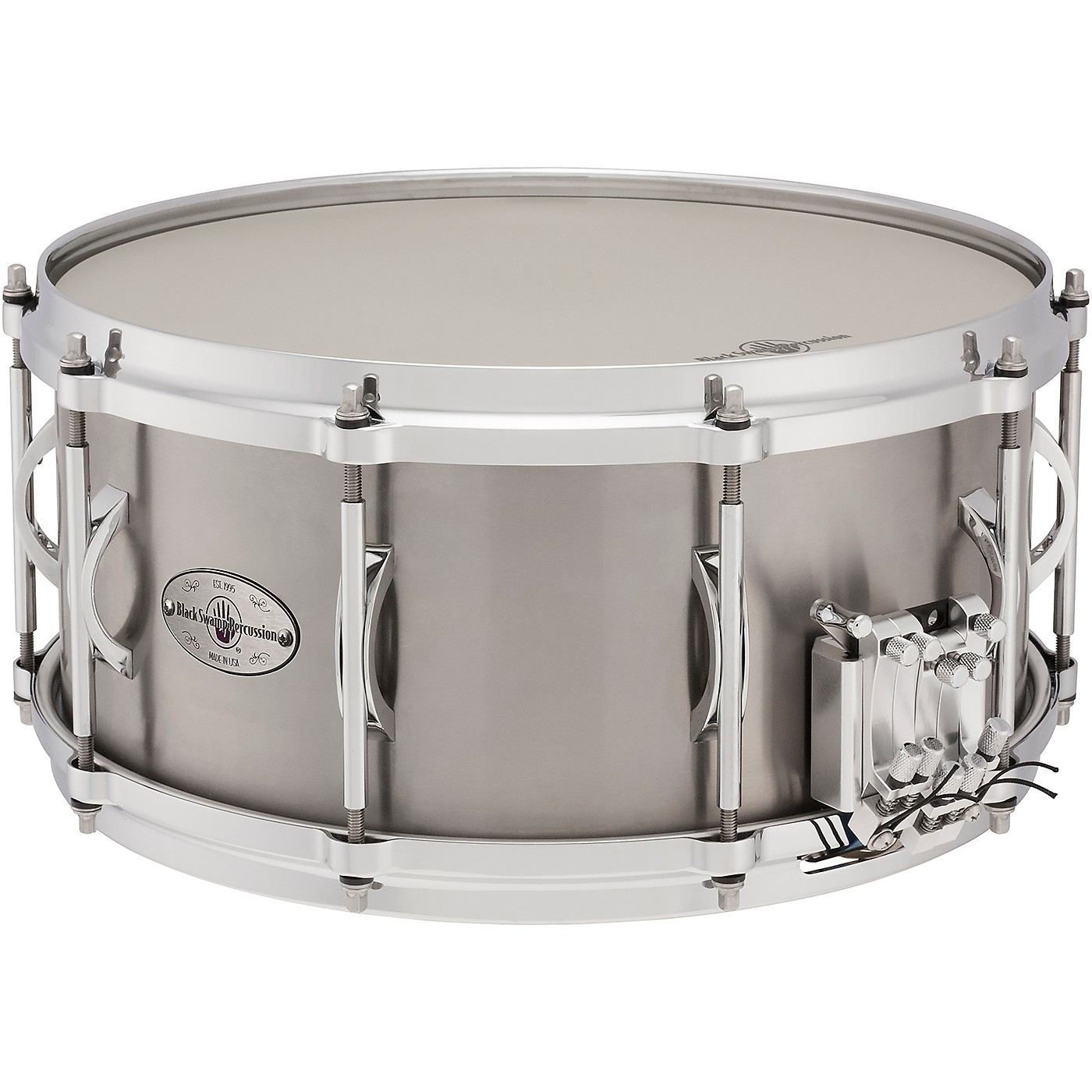 Black Swamp Percussion Multisonic Concert Titanium Snare Drum thumbnail