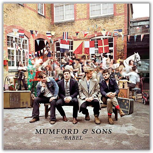 Universal Music Group Mumford & Sons - Babel Vinyl LP thumbnail
