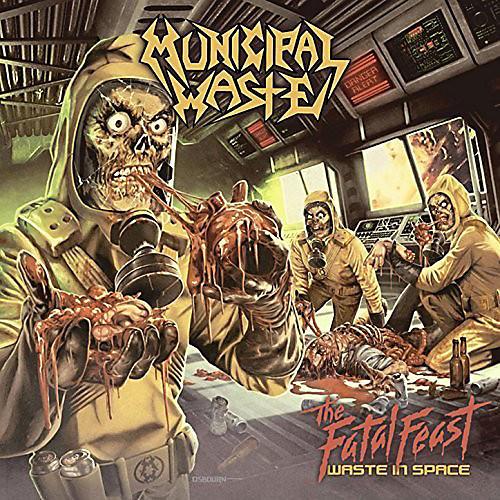 Alliance Municipal Waste - The Fatal Feast thumbnail