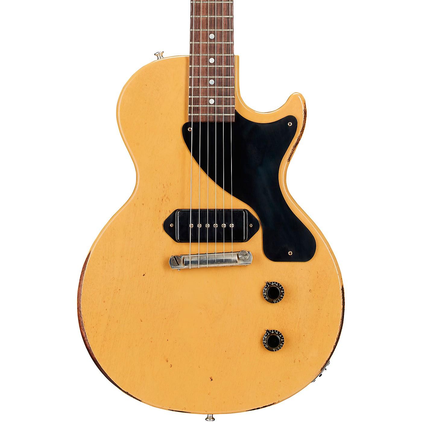 Gibson Custom Murphy Lab 1957 Les Paul Junior Single Cut Reissue Heavy Aged Electric Guitar thumbnail