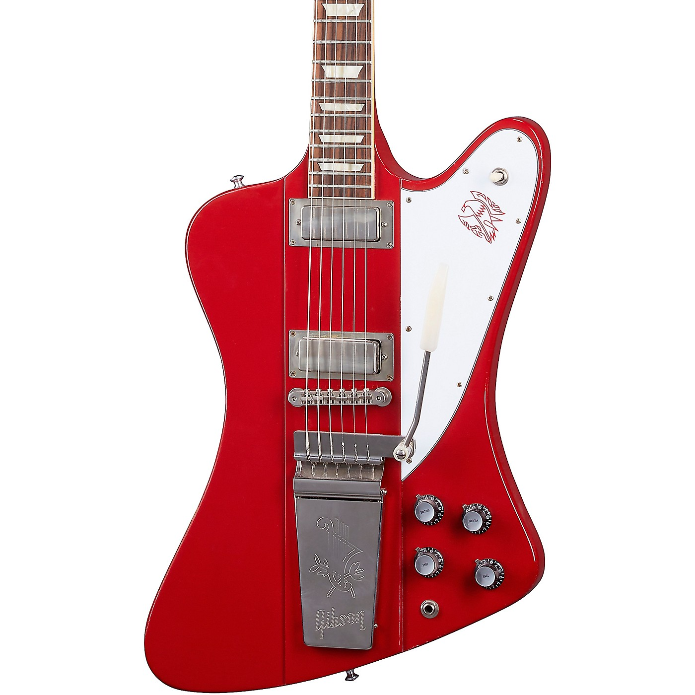 Gibson Custom Murphy Lab 1963 Firebird V w/ Maestro Vibrola Light Aged Electric Guitar thumbnail