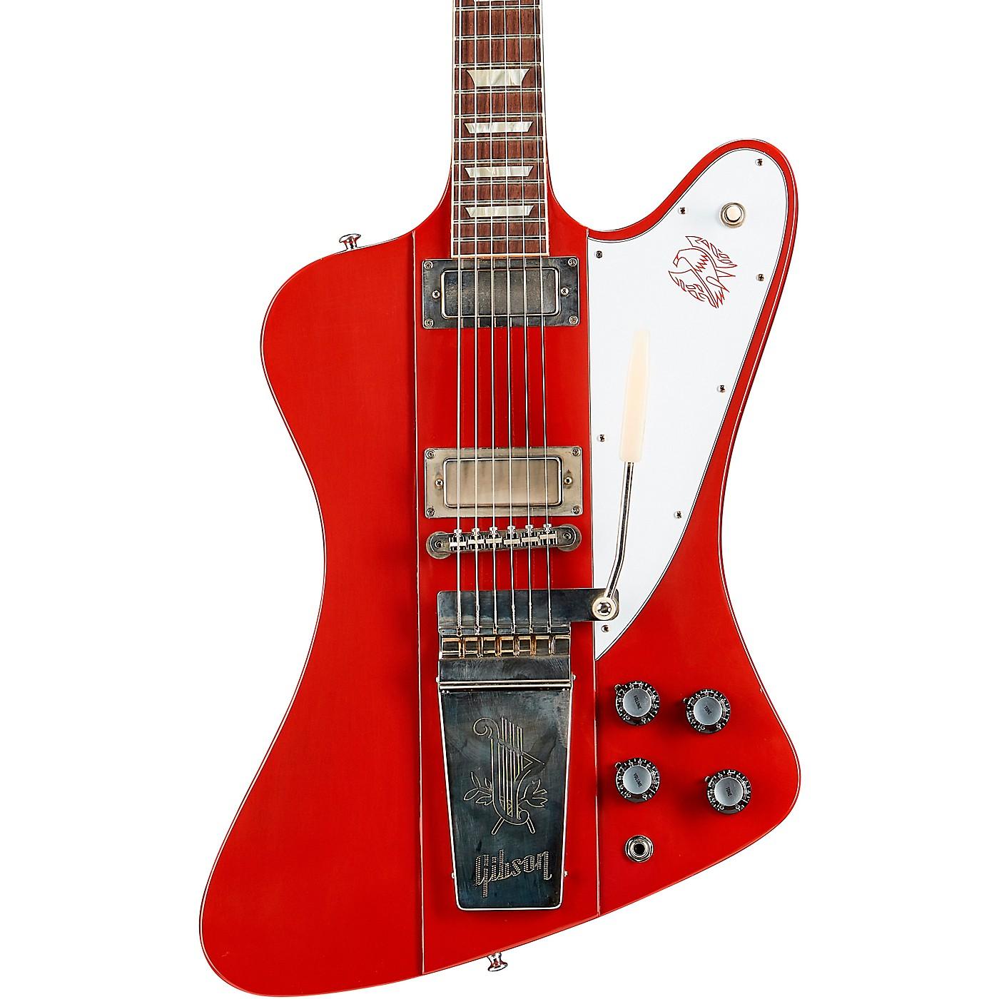 Gibson Custom Murphy Lab 1963 Firebird V w/ Maestro Vibrola Ultra Light Aged Electric Guitar thumbnail