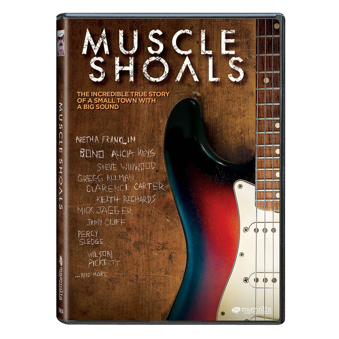 Magnolia Home Entertainment Muscle Shoals Magnolia Films Series DVD Performed by Various thumbnail