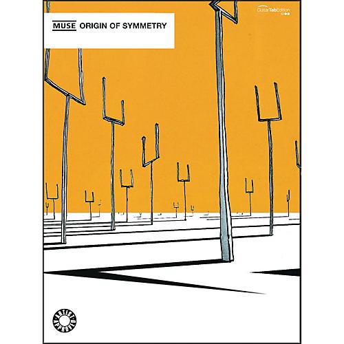 Alfred Muse - Origin of Symmetry Guitar TAB Book thumbnail