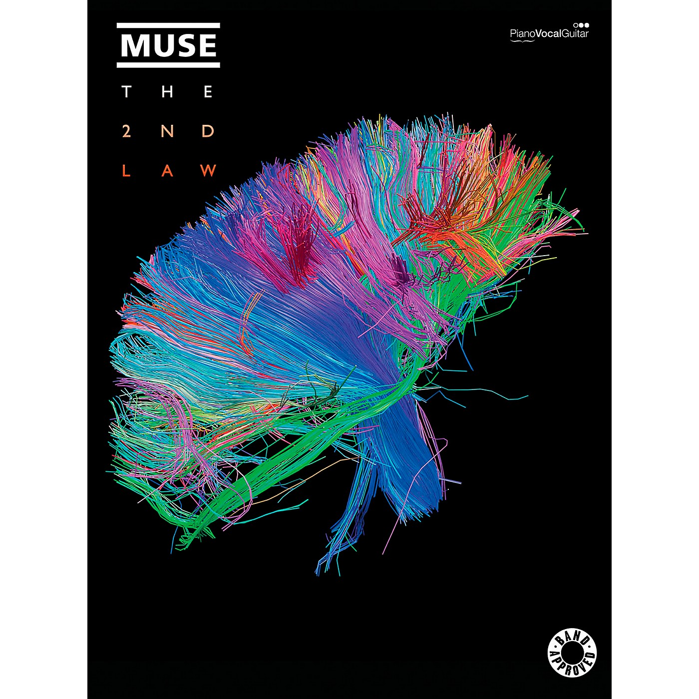 Hal Leonard Muse - The 2nd Law for Piano/Vocal/Vocal PVG thumbnail