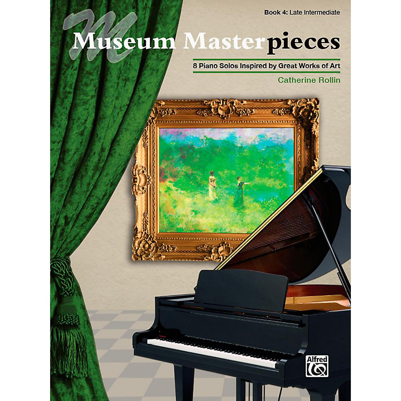 Alfred Museum Masterpieces, Book 4 - Late Intermediate thumbnail