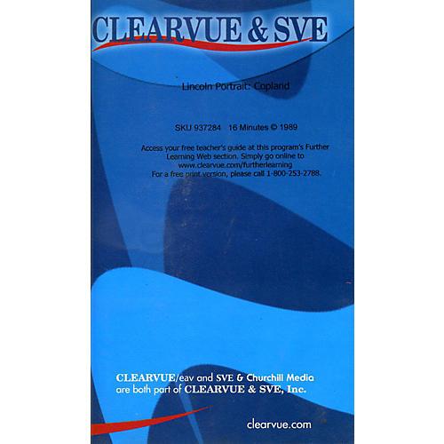 Clearvue Music Appreciation Lincoln Portrait thumbnail