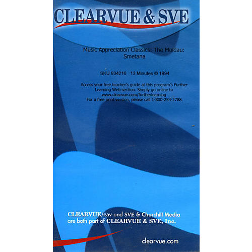 Clearvue Music Appreciation The Moldau-thumbnail