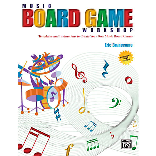 Alfred Music Board Game Workshop Book thumbnail