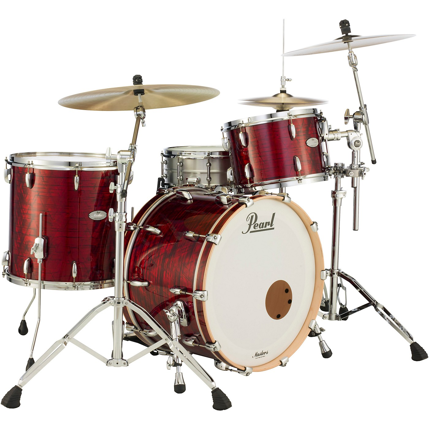 Pearl Music City Custom Masters Maple Reserve 3-Piece Shell Pack thumbnail