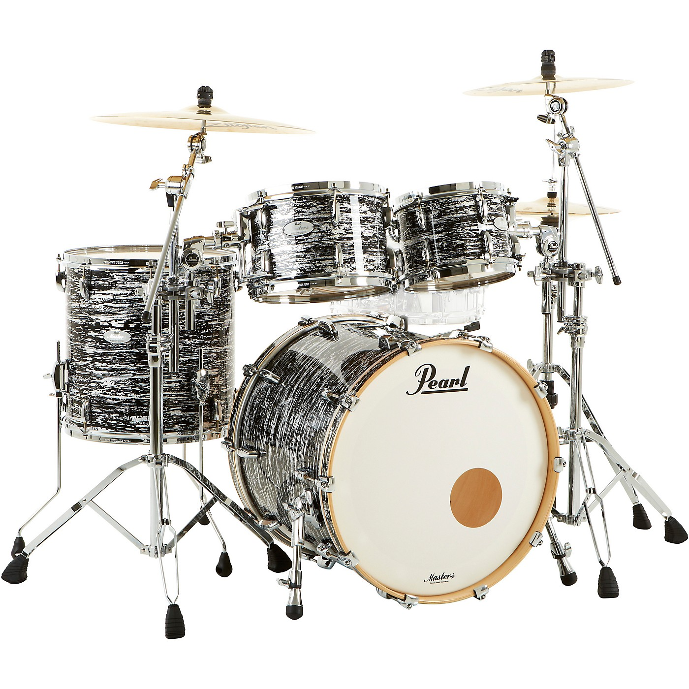 Pearl Music City Custom Masters Maple Reserve 4-Piece Shell Pack thumbnail