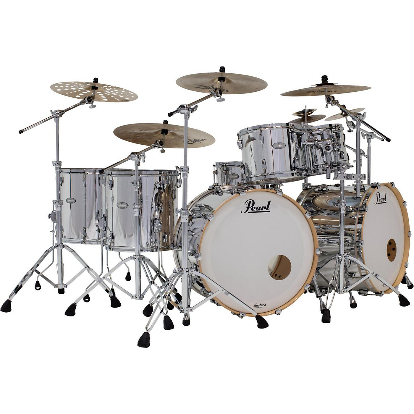 Pearl Music City Custom Masters Maple Reserve Double Bass Shell Pack thumbnail