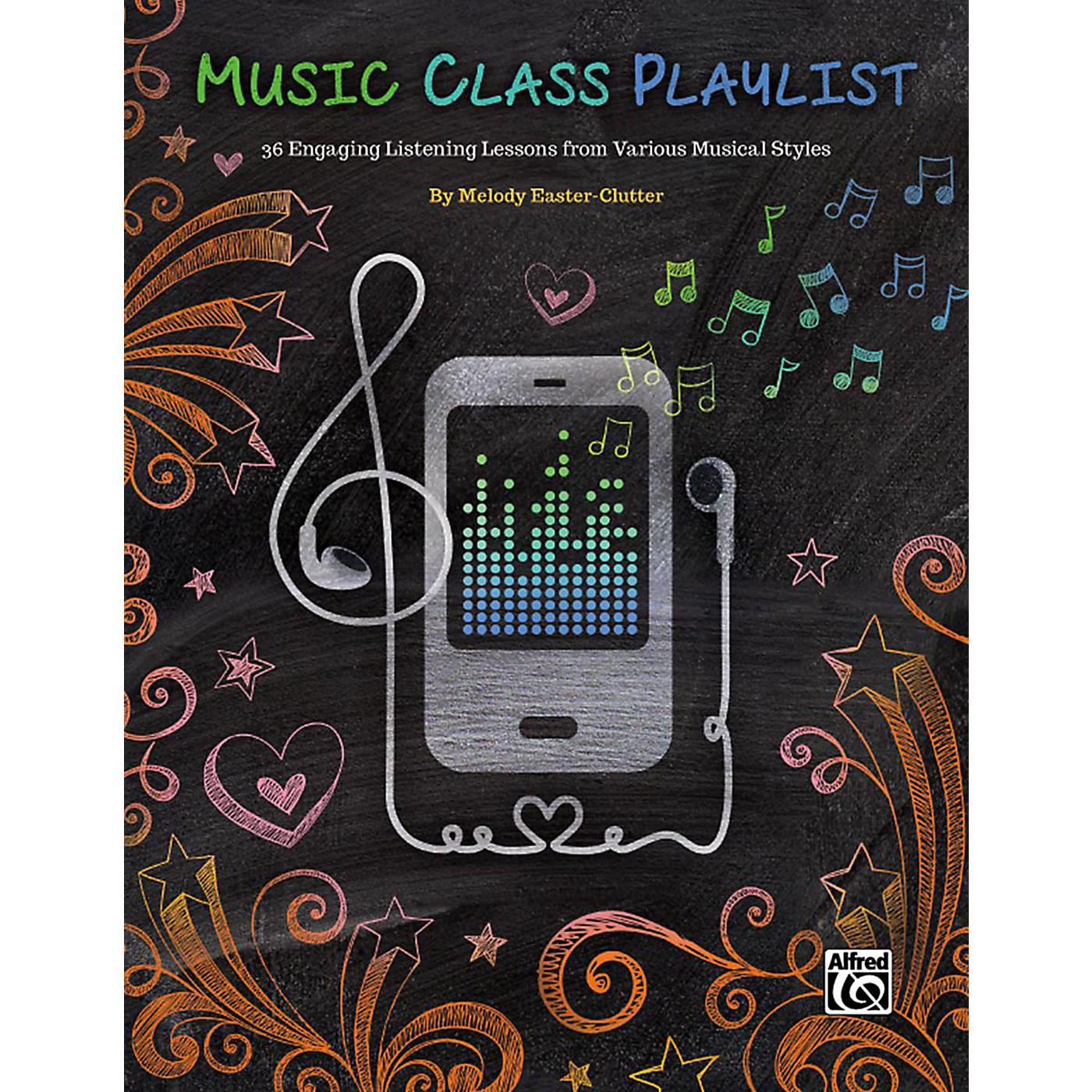 Alfred Music Class Playlist Teacher's Handbook thumbnail
