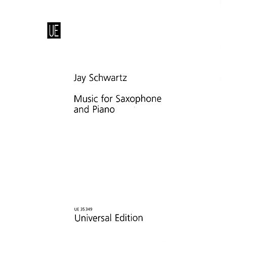 Carl Fischer Music For Saxophone And Piano (Book + Sheet Music) thumbnail