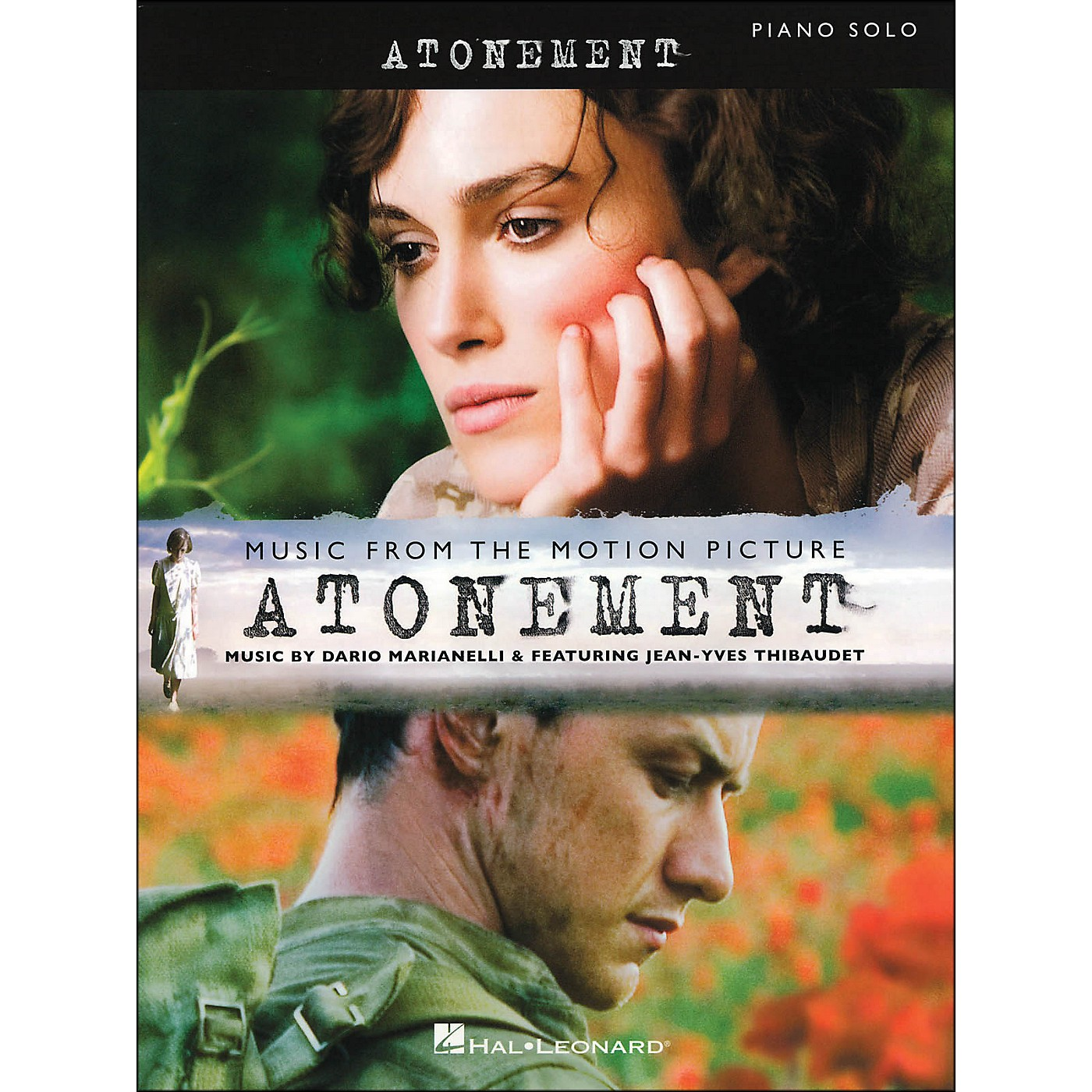 Hal Leonard Music From The Motion Picture Atonement arranged for piano solo thumbnail
