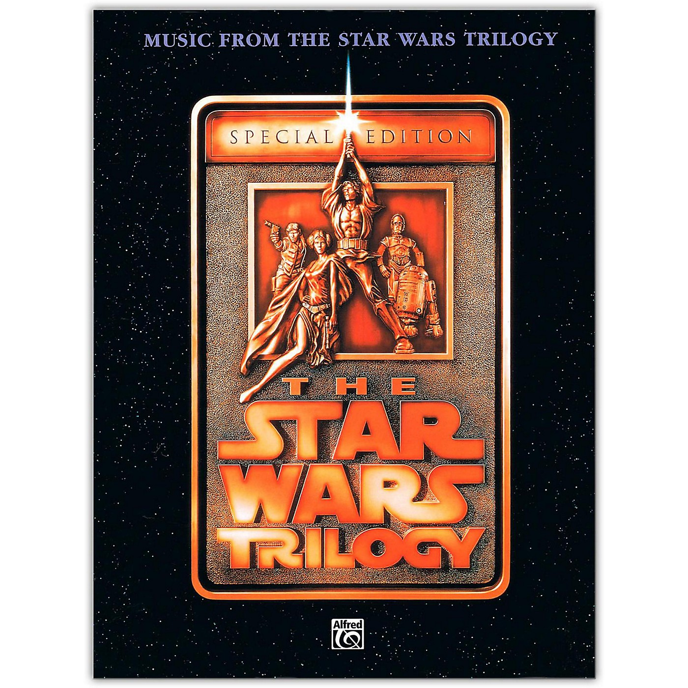 Alfred Music From The Star Wars Trilogy Special Edition for Piano/Vocal/Guitar thumbnail