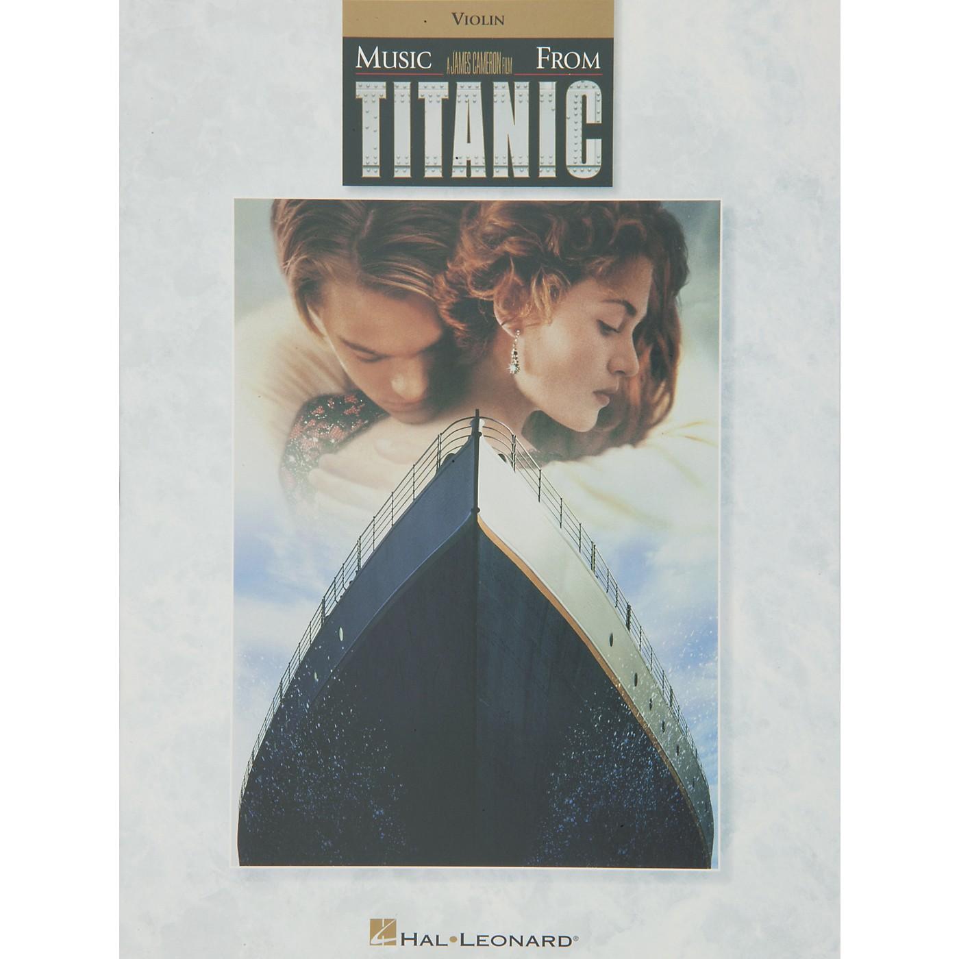 Hal Leonard Music From Titanic for Violin thumbnail